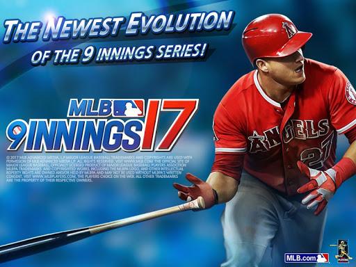 MLB 9 Innings 17 Screenshot