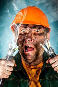 electricians job