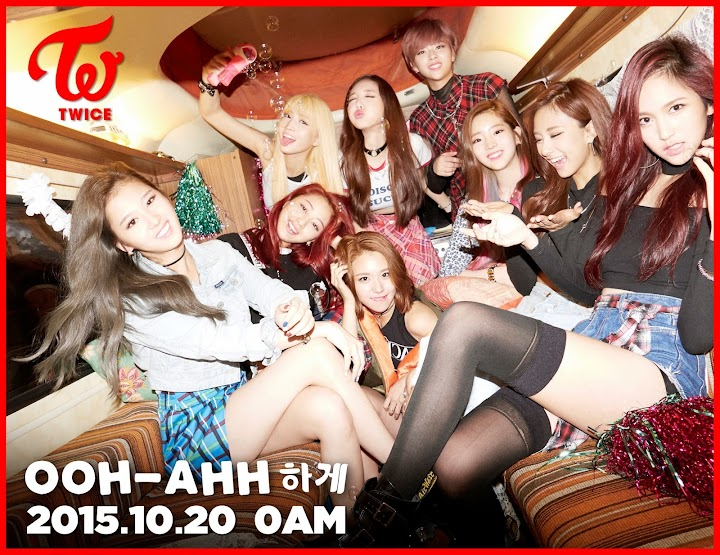 Rookie Girl Group Twice To Debut With An Exciting Ooh Ahh