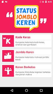 Download Status Jomblo Keren Apk Latest Version 11 For