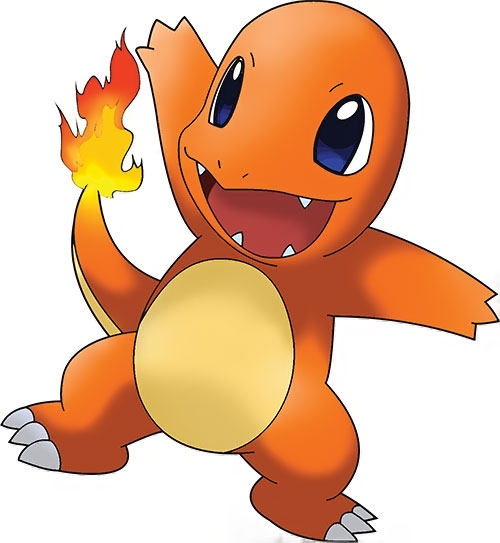 Charmander-Pokemon