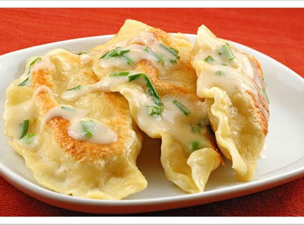 Family Potato And Cheese Pierogies Recipe