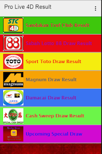 Special Draw Toto