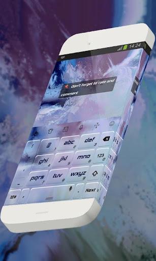 玩免費個人化APP|下載蓝色元素 TouchPal app不用錢|硬是要APP
