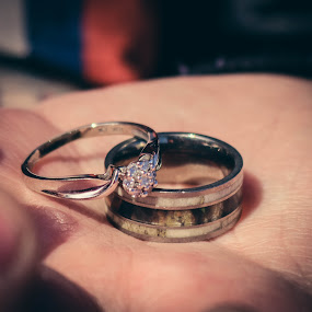 I do by TJ Morrison - Wedding Details ( i do, detail, wedding, rings, marriage )