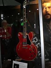Photo: Guitar Center Legends booth: Clapton's Cream era ES-335