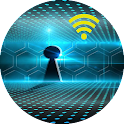Wps Connect Wifi Hacker prank icon