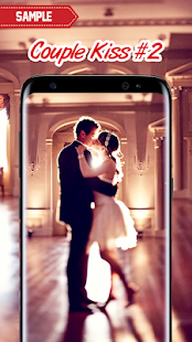 Couple kiss wallpaper apps on google play screenshot image thecheapjerseys Image collections