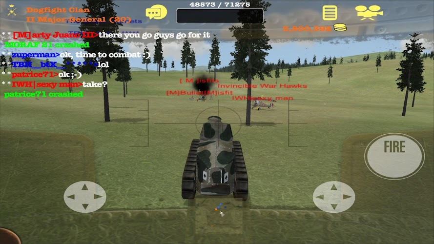 Dogfight Elite- screenshot