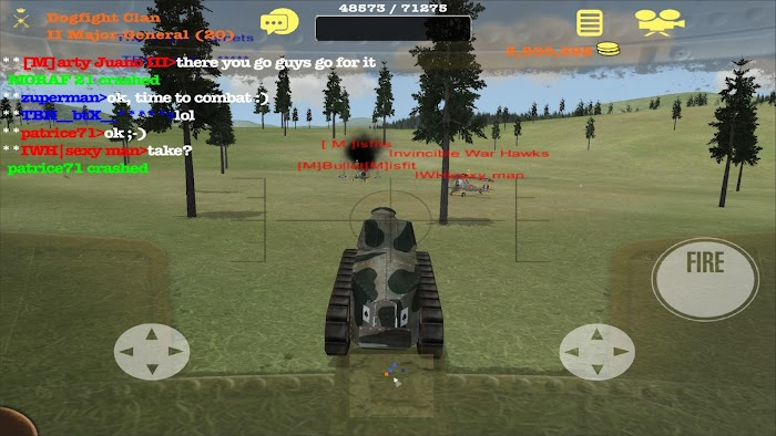 Dogfight Elite- screenshot
