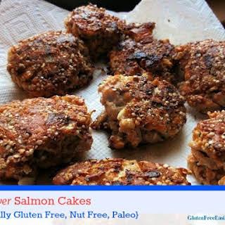 The Best Ever Gluten-Free Salmon Cakes (Grain Free, Dairy Free, Nut Free Plus).