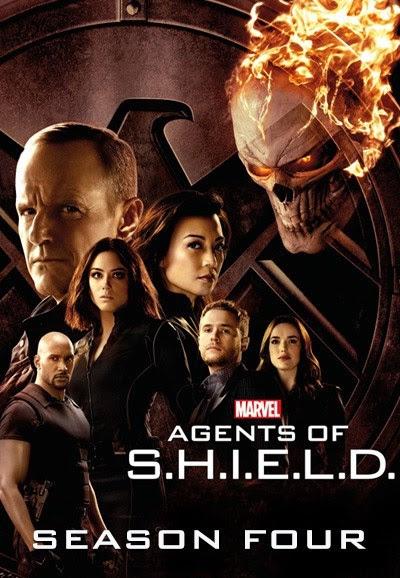 Đặc Vụ S.h.i.e.l.d Phần 4 - Marvel's Agents Of S.h.i.e.l.d Season 4 poster