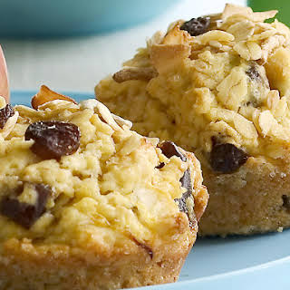 Oat and Date Muffins.