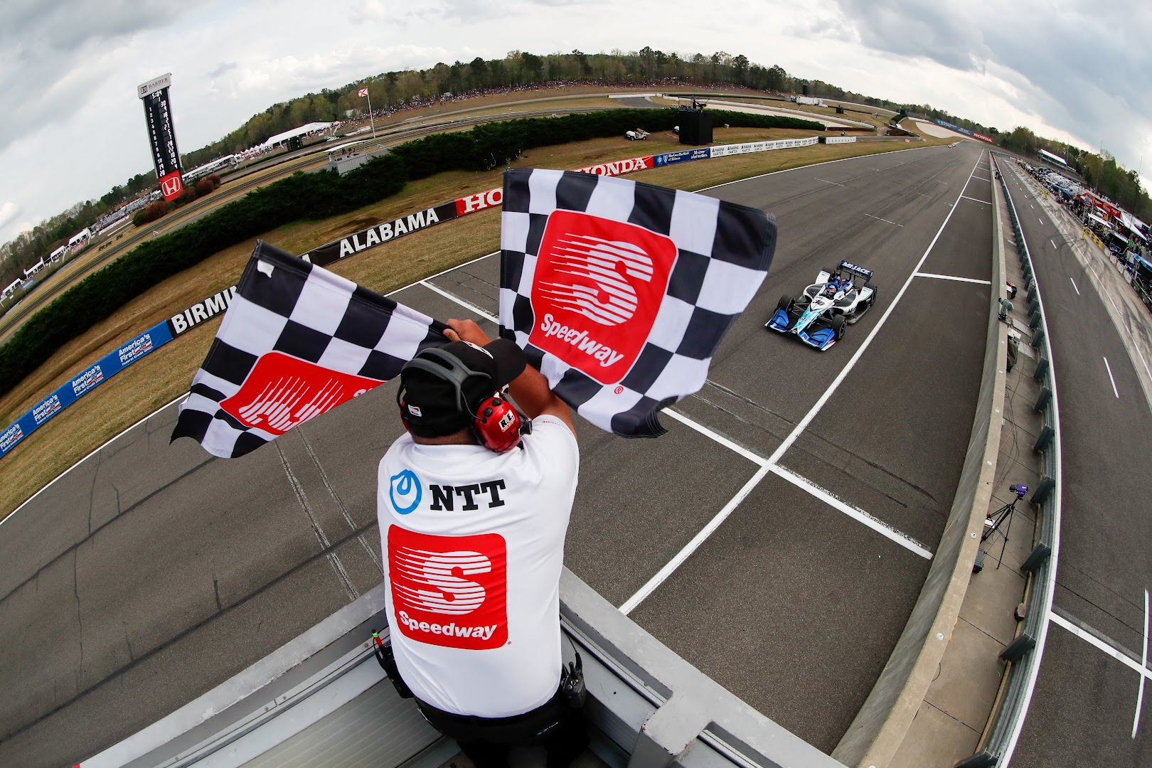 2019インディカー第3戦レース