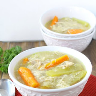 Chicken Giblet Soup Recipes