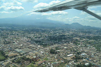 Photo: Arusha with Mt Meru in the background