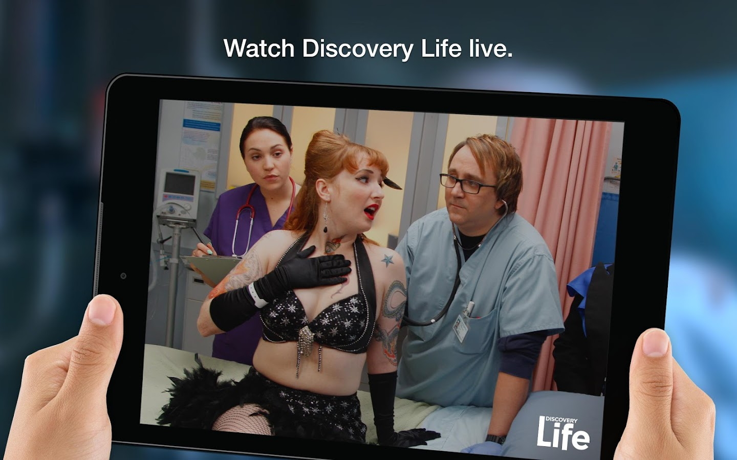 Discovery Life GO- screenshot