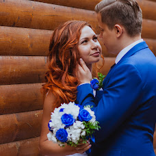 Wedding photographer Dmitriy Savostyanchik (sawa063). Photo of 21.09.2016