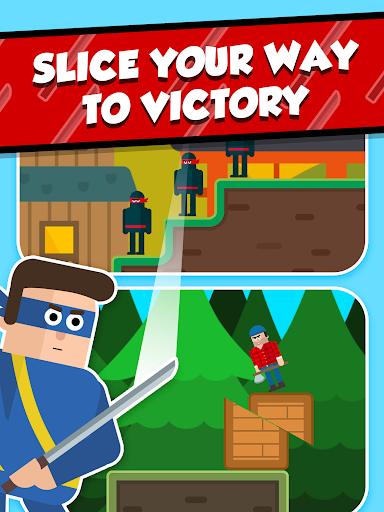 Mr Ninja - Slicey Puzzles 2.11 screenshots 12