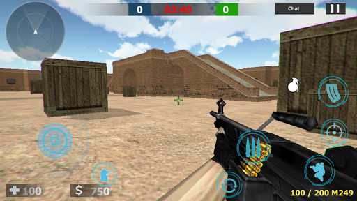Counter Terrorist: Strike War 2.8 screenshots 4