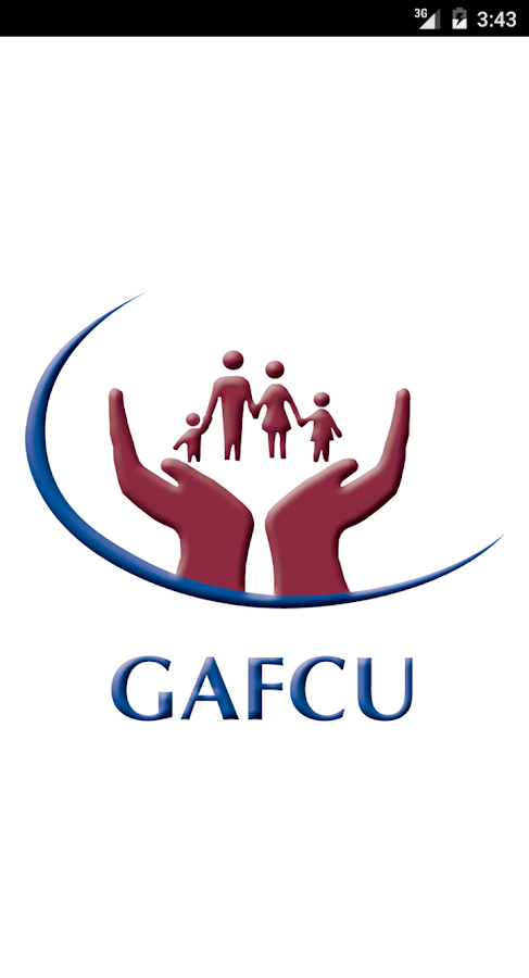 GAFCU Mobile- screenshot