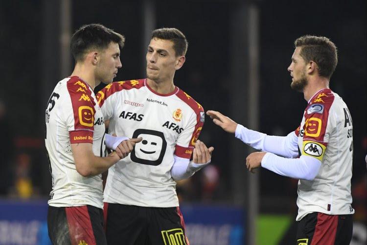 """Speler van Mechelen weet het zeker: """"Een echt toptalent. De wereld zal hem wel nog leren kennen"""""""