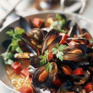 Chorizo Mussels Recipe