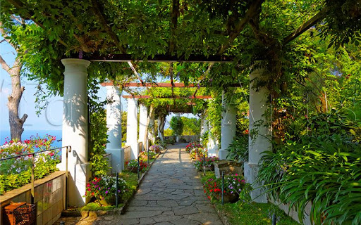 Jardins et Parcs Puzzle  captures d'écran 5