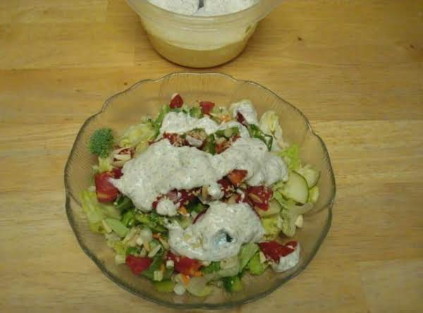 Creamy Cucumber Dill Dressing Recipe