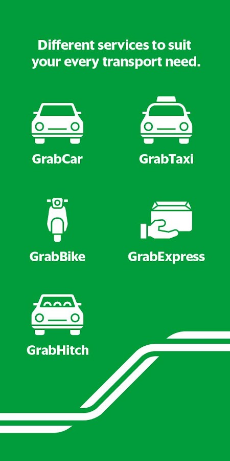 Grab (MyTeksi)- screenshot