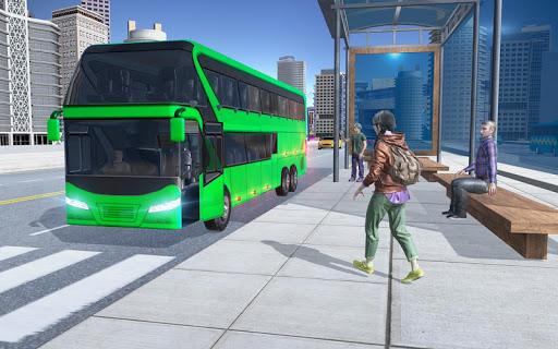 City Coach Bus Simulator - Modern Bus Driving Game 1.0 screenshots 5