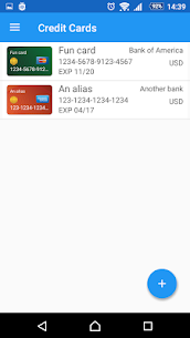 Credit Card Expense Manager 8