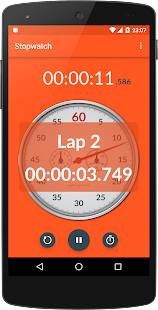 Chronometer- screenshot thumbnail