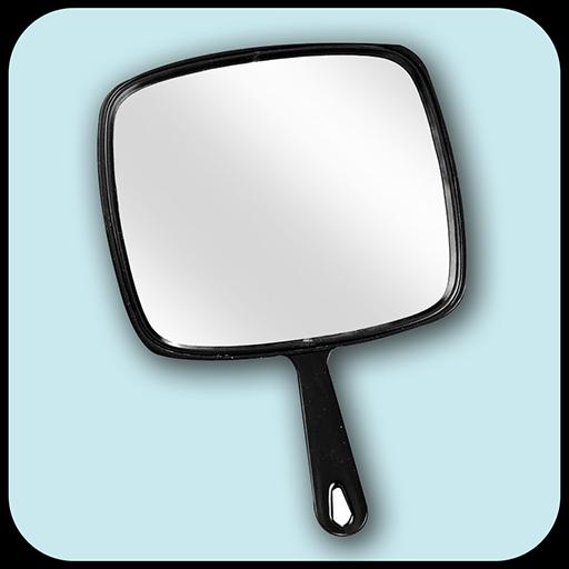 迷你镜----手镜 工具 App LOGO-硬是要APP