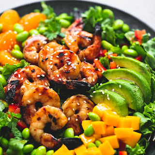 Shrimp And Mandarin Orange Salad Recipes