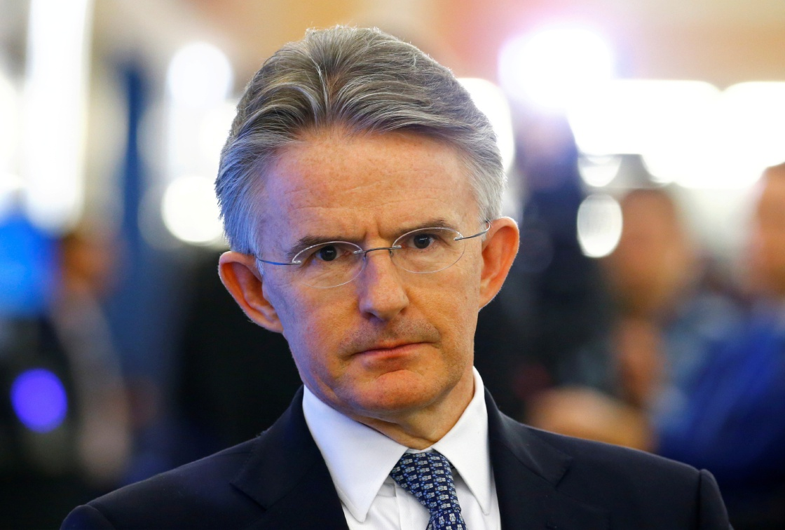 HSBC axes its CEO John Flint after only 18 months in the job