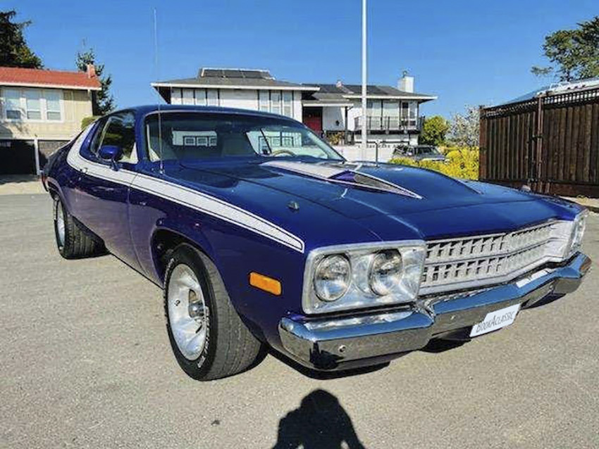 Plymouth Roadrunner Hire Oakland
