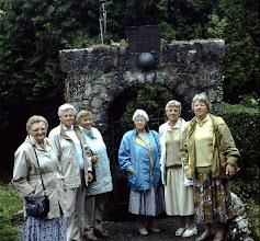 Photo: Luxemburg v.l.n.r. Fenny Martens, Lammie Warrink, Frèkje Hofsteenge, Harmpje Niemeijer, Jantje Martens en Dowina Dekker