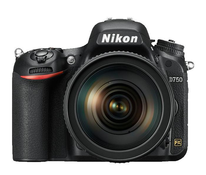 Nikon D750 - melhores câmeras DSLR Full Frame