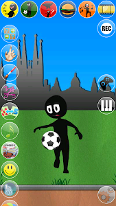 Talking Stan Stickman screenshot 2