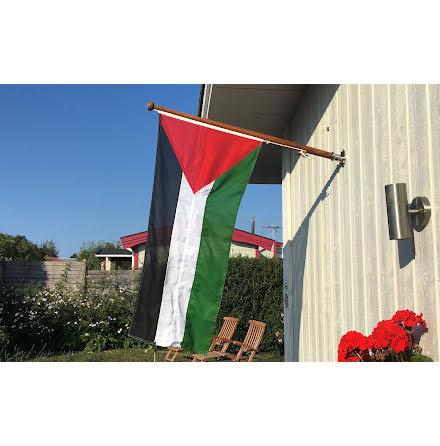 Palestinas Flagga