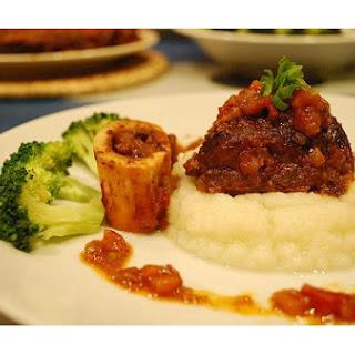Italian Beef Stew.