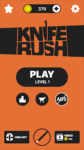 Knife Rush Screenshot