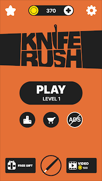 Knife Rush apk screenshot
