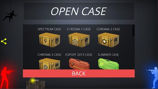 Case Pack Opener - náhled