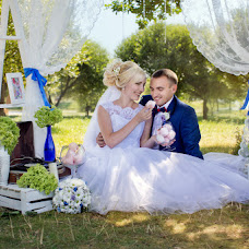 Wedding photographer Natalya Tikhonova (martiya). Photo of 30.08.2015
