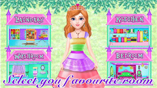Doll House Decoration Girls Games 1.01.0 screenshots 2