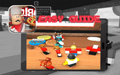 Stratégies For Roblox Work At Pizza Place - náhled