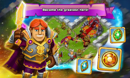 Clash of Islands: Lost Clans 1.12 screenshot 97099