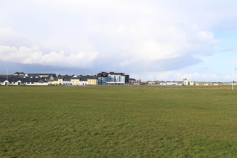 Ирландия и её северная часть в марте 2018 г. без машины